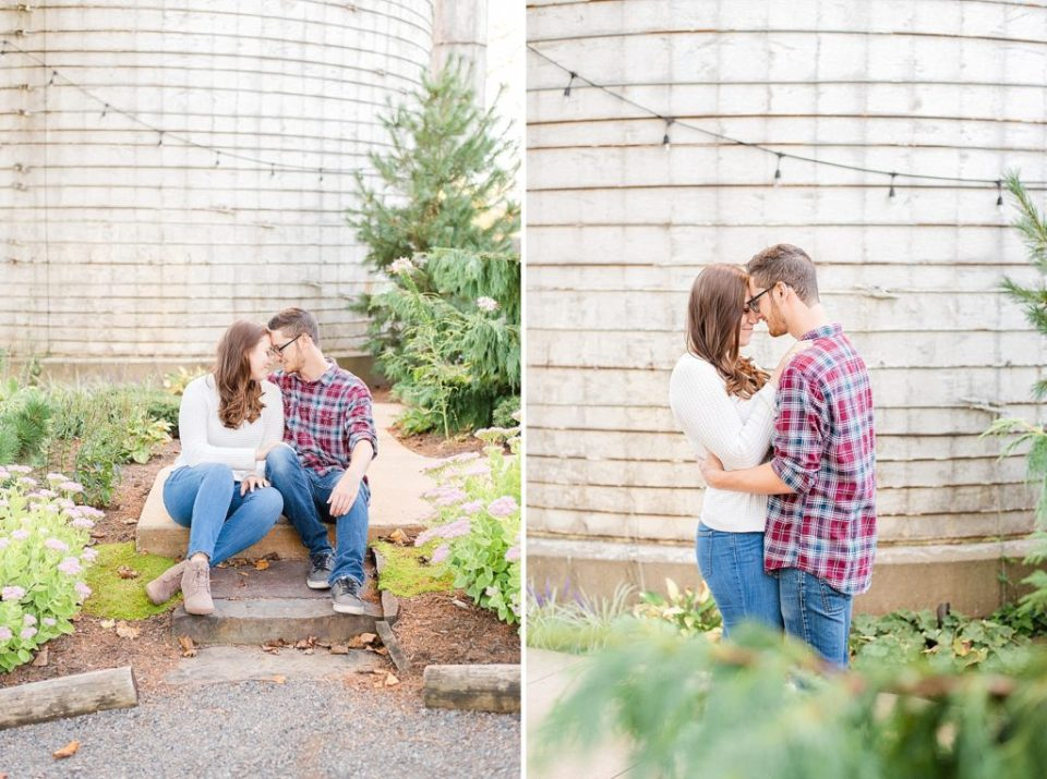 Stonebrook farm engagement session by Renee Nicolo Photography