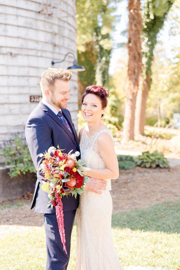Historic Stonebrook Farm wedding portraits with Renee Nicolo Photography