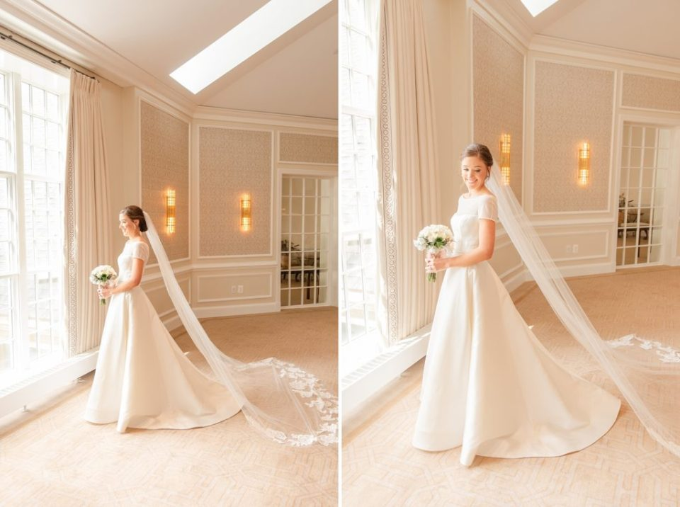 classic bridal portraits with Renee Nicolo Photography