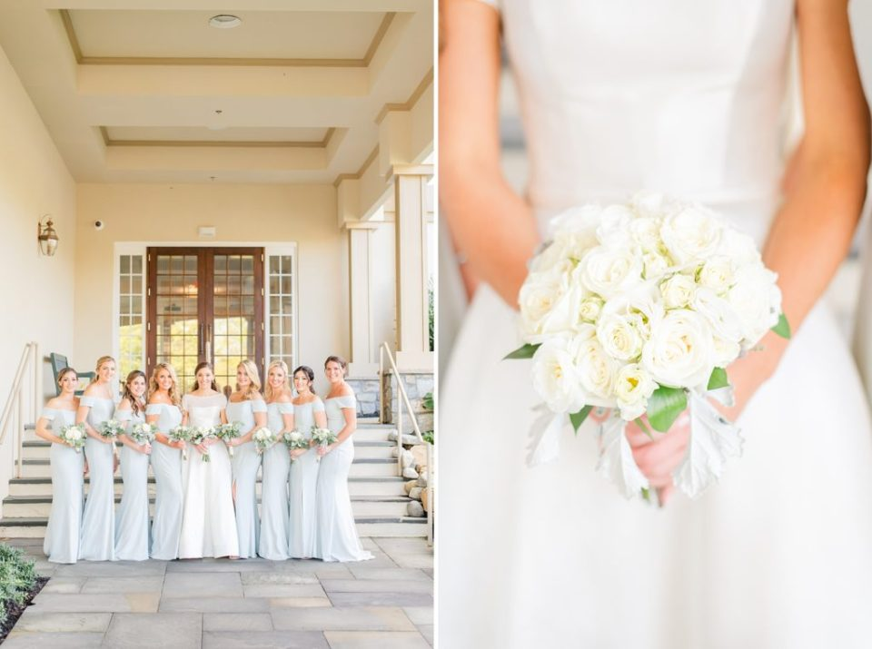 Whitemarsh Valley Country Club wedding photos wit hRenee Nicolo Photography