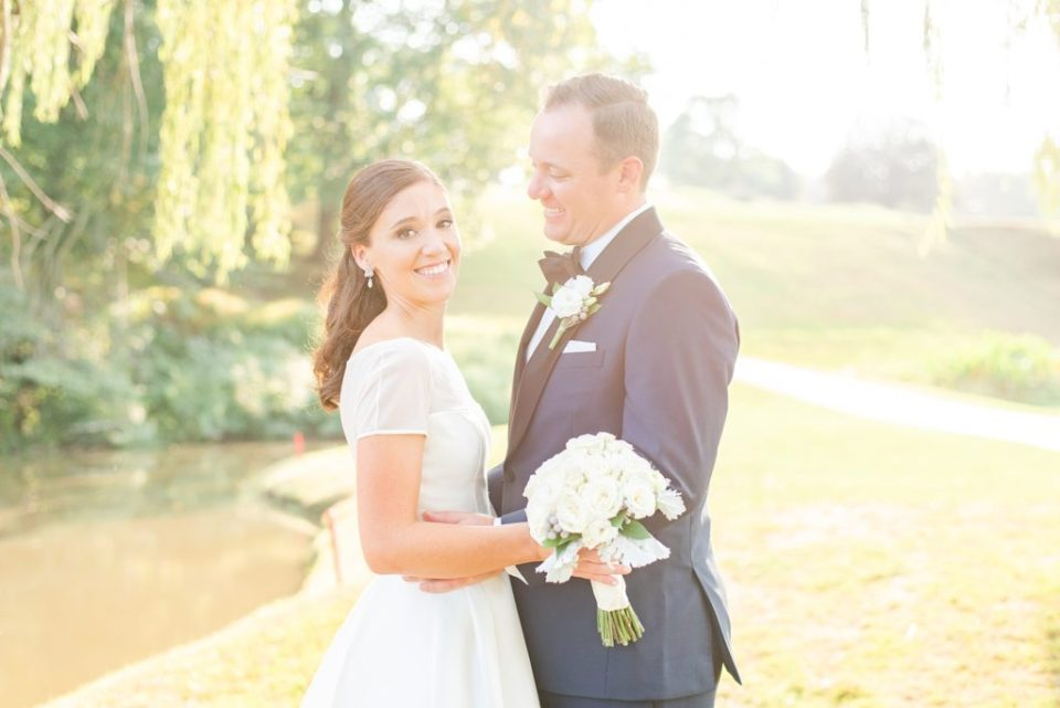 Lafayette Hill PA wedding photos with Renee Nicolo Photography