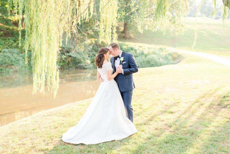 Summer wedding portraits with Renee Nicolo Photography