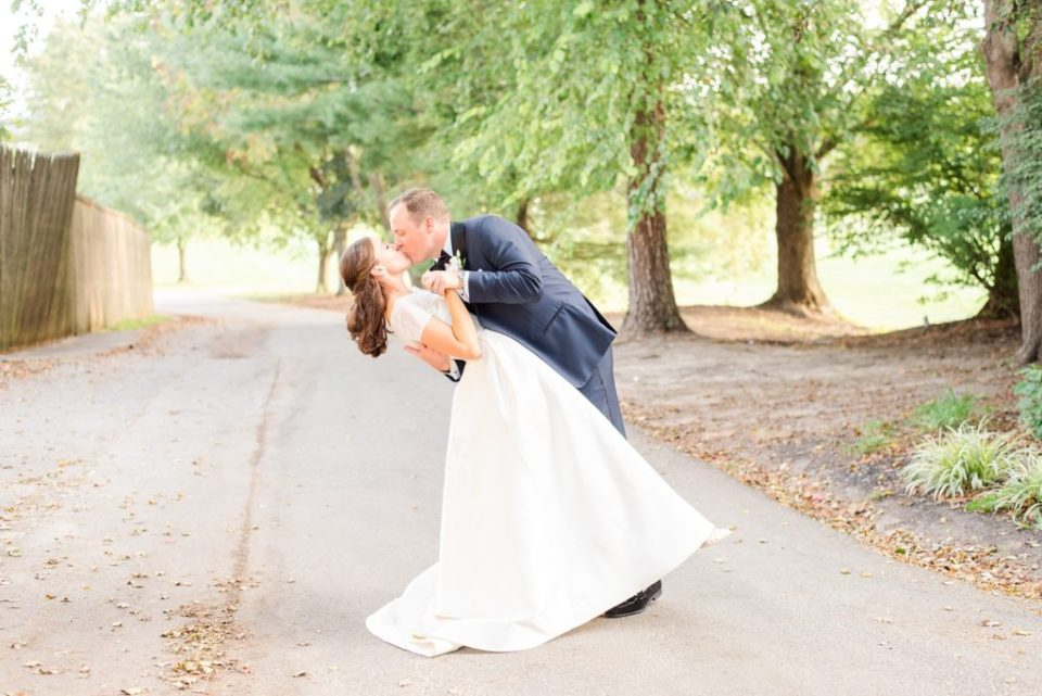 Renee Nicolo Photography photographs classic bride and groom portraits
