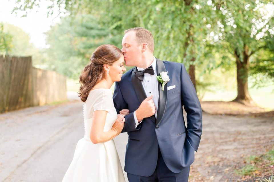 Renee Nicolo Photography photographs bride and groom on wedding day
