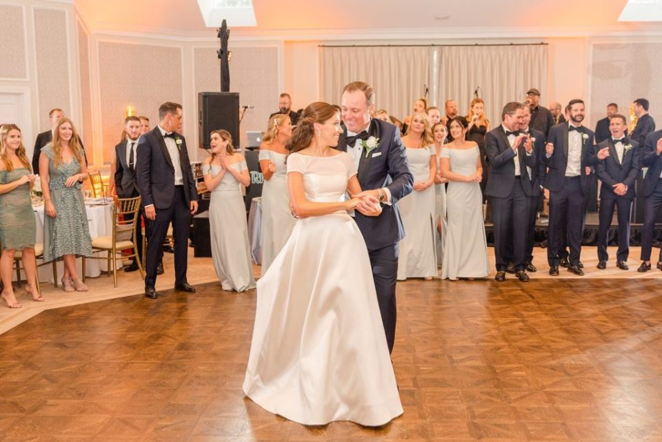 choreographed first dance photographed by Renee Nicolo Photography
