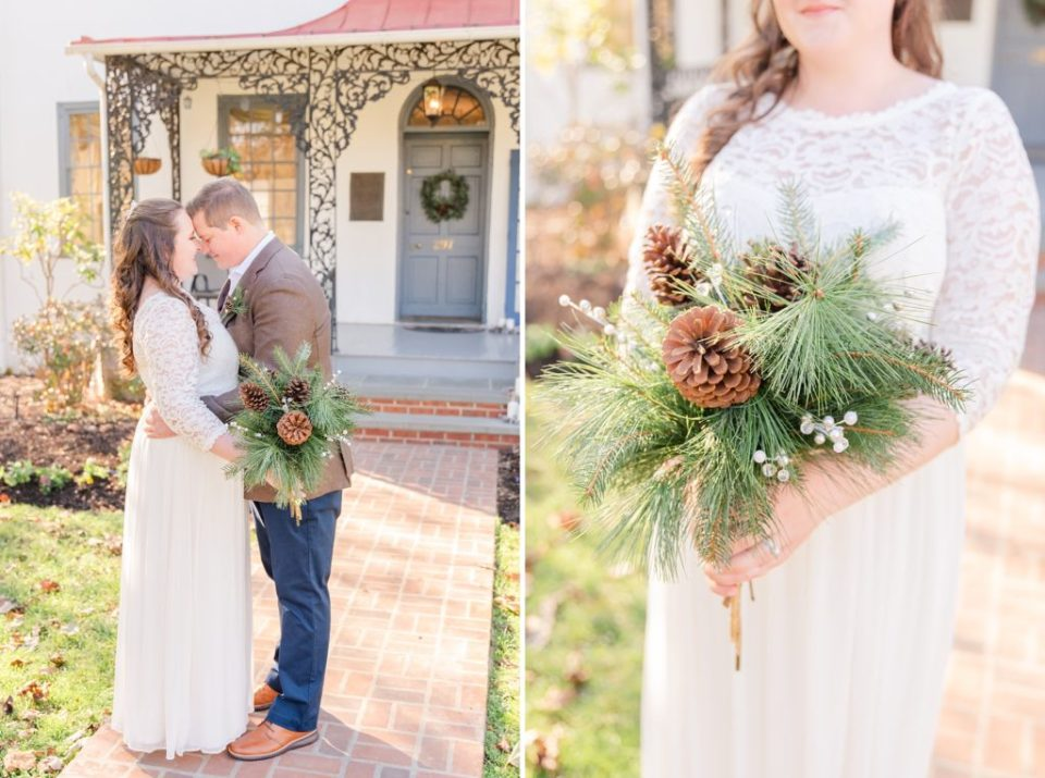 Duportail House wedding photos by Renee Nicolo Photography