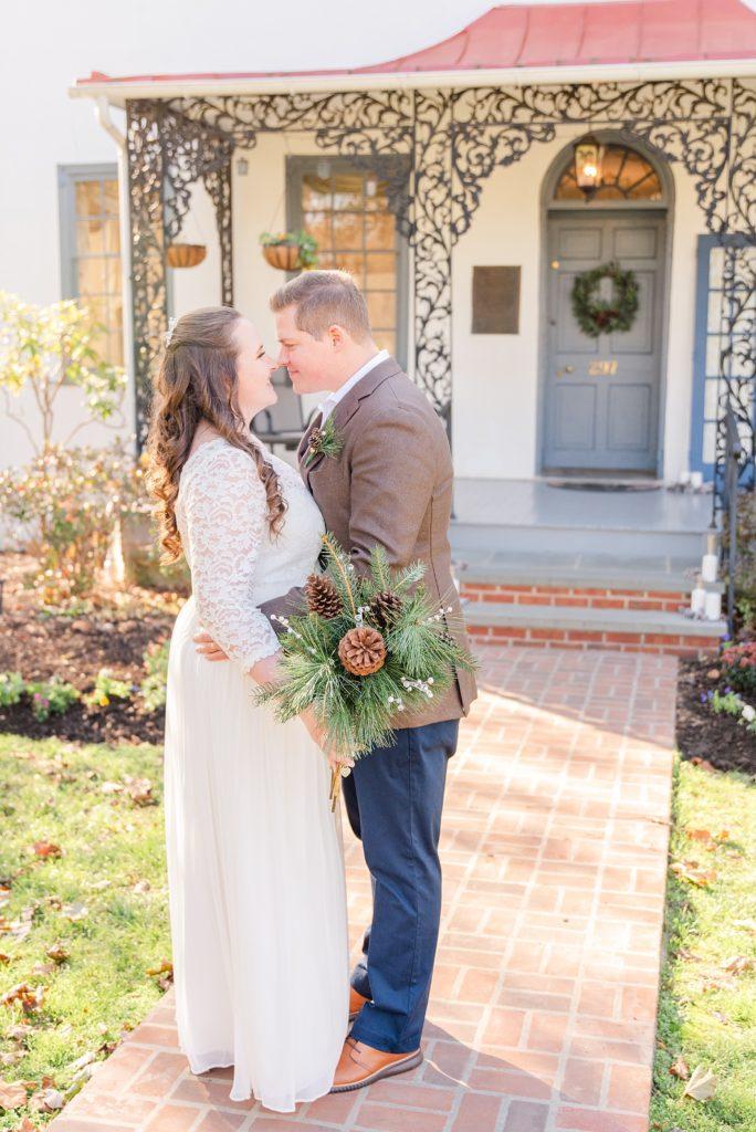 fall PA wedding photos with Renee Nicolo Photography