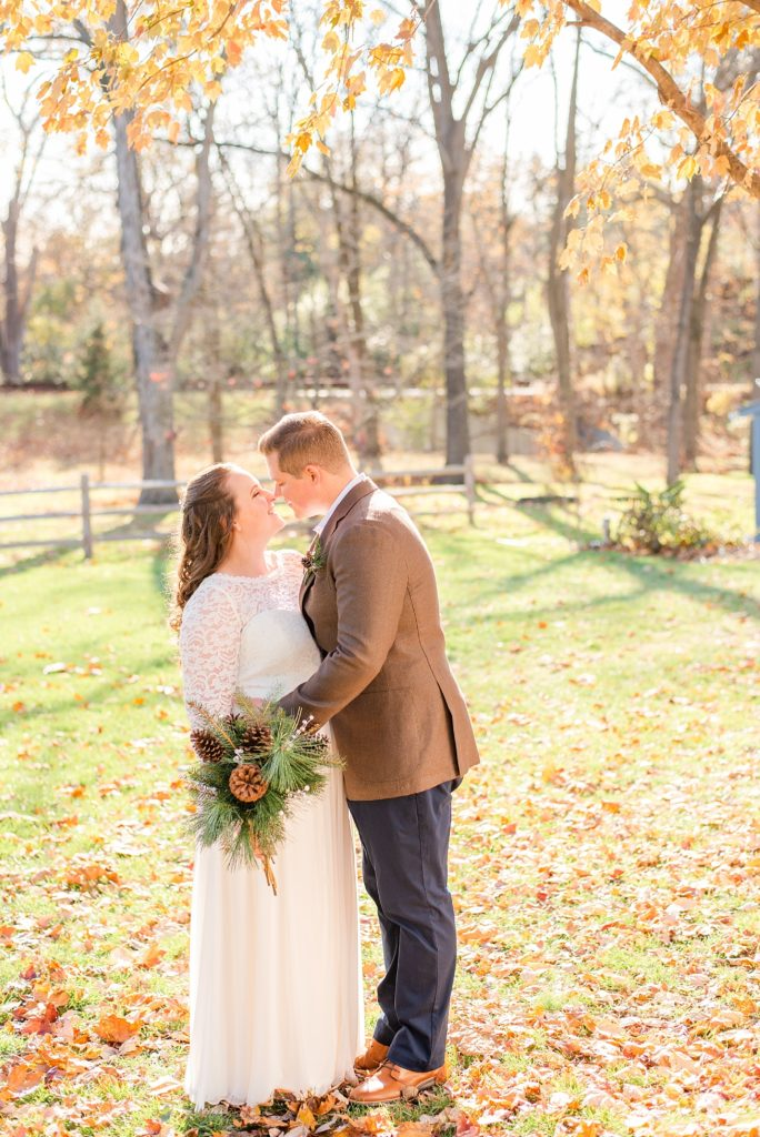 PA wedding day photographed by Renee Nicolo Photography
