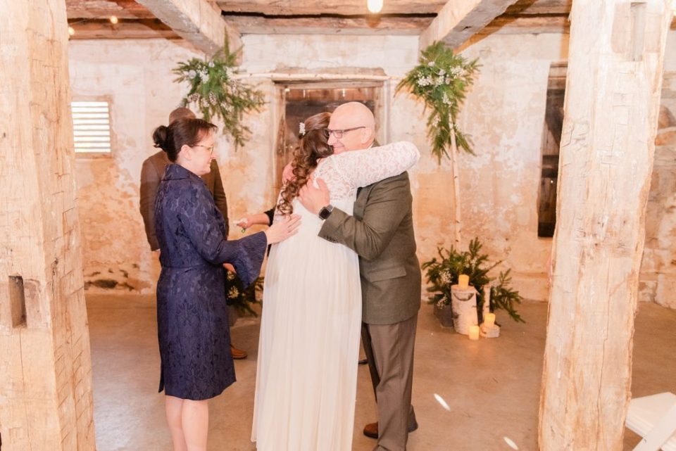 Duportail House ceremony photographed by Renee Nicolo Photography