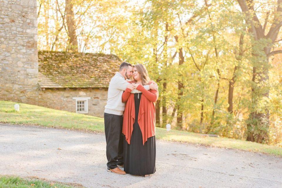 Renee Nicolo Photography photographs happy couple in PA