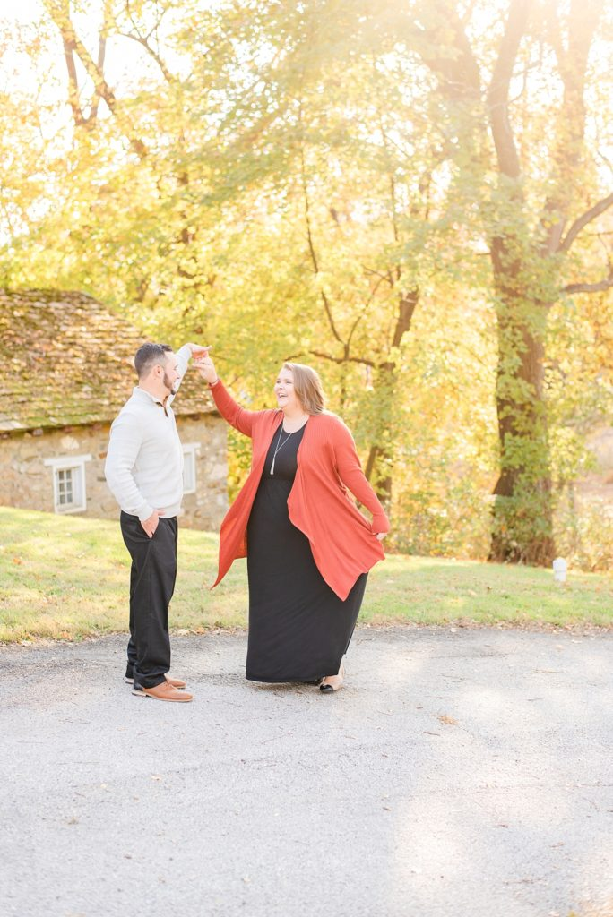 PA engagement session by wedding photographer Renee Nicolo Photography