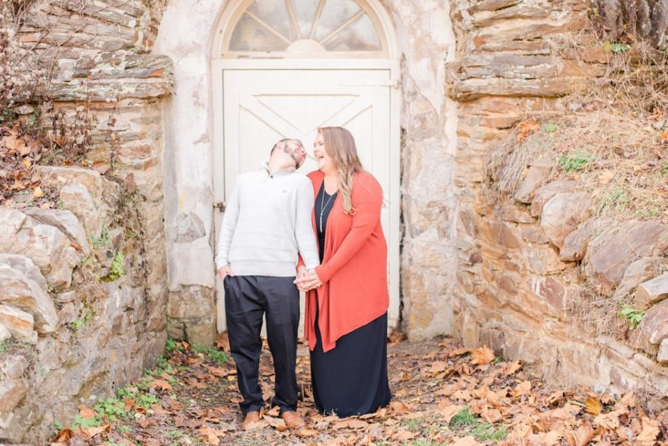 PA engagement photos with Renee Nicolo Photography