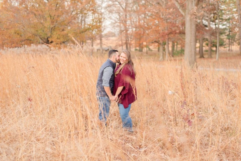Pennsylvania engagement session with Renee Nicolo Photography