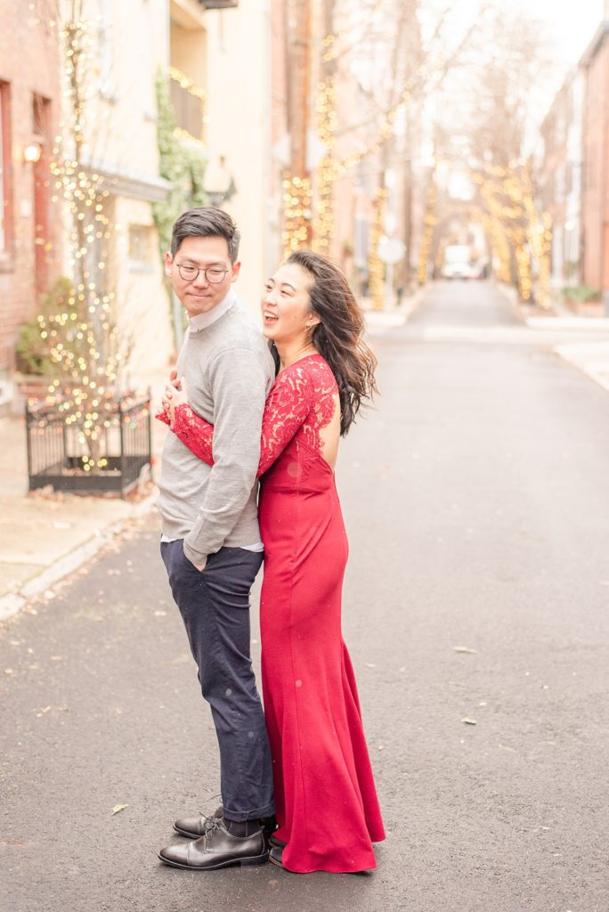 engagement session with PA wedding photographer Renee Nicolo Photography