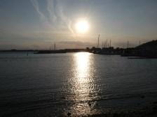 Estartit harbour