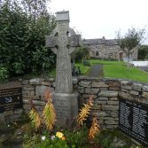 Cleggan's monument