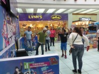 Just Dance - video game - at Albrook Mall