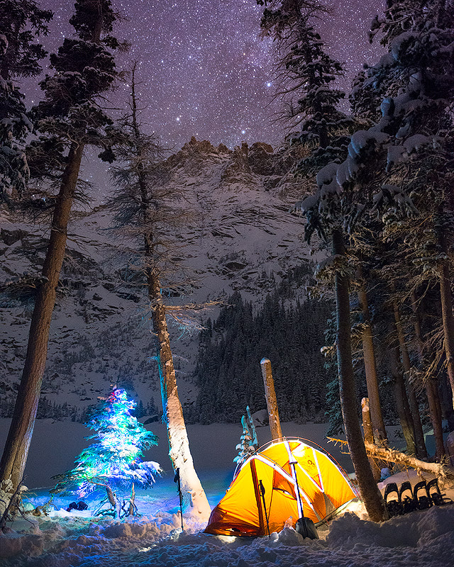 10 Tips for Winter Camping