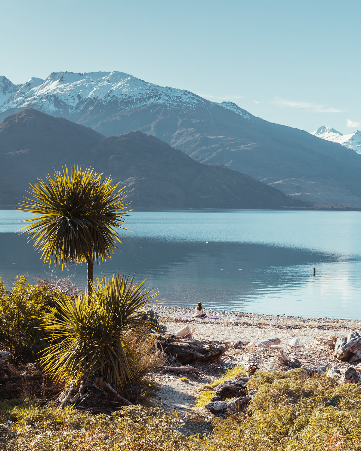 A GUIDE TO CAMPING ON NEW ZEALAND'S SOUTH ISLAND - BOUNDARY CREEK CAMPGROUND