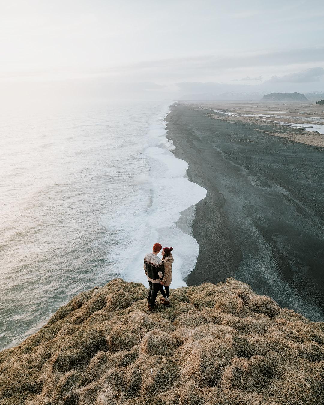 Iceland, Dyrholaey - Renee Roaming