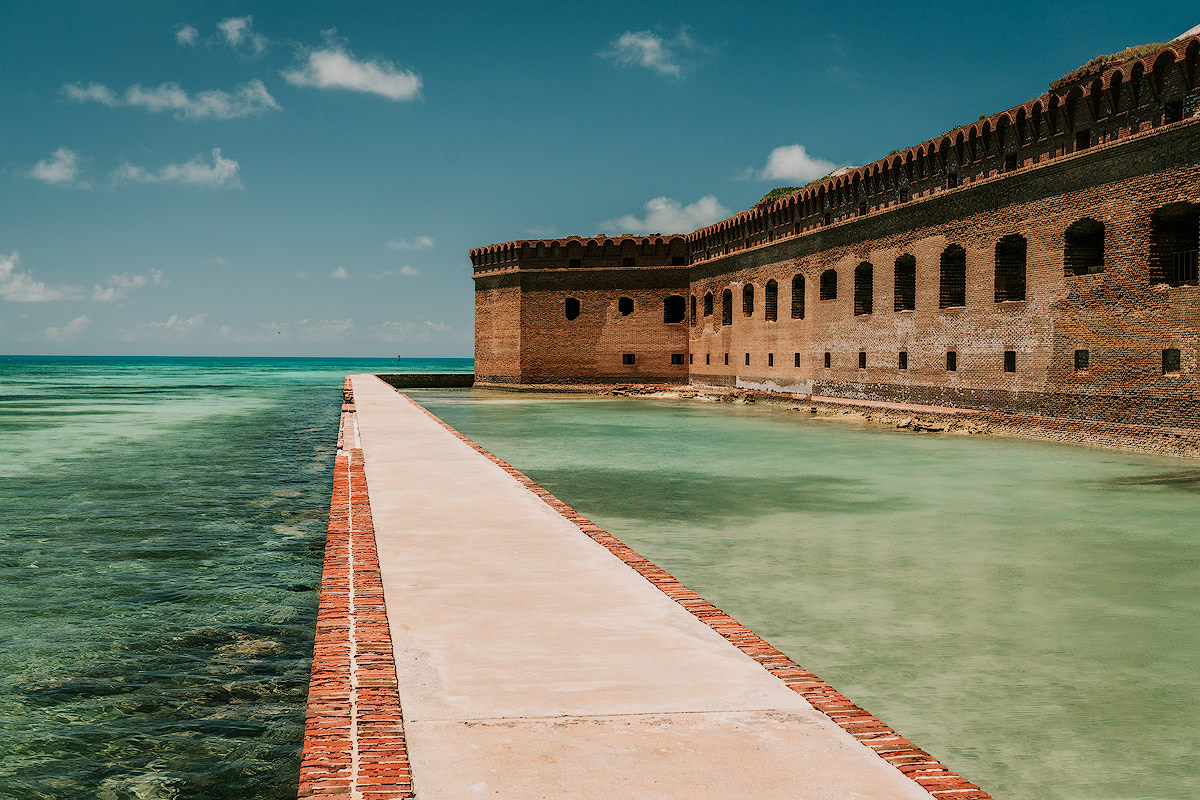 AMERICA'S NATIONAL PARKS – ALL 59 RANKED BEST TO WORST - DRY TORTUGAS NATIONAL PARK