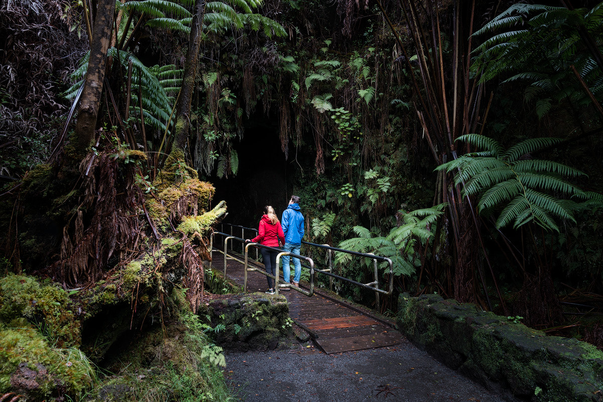 AMERICA'S NATIONAL PARKS – ALL 59 RANKED BEST TO WORST - HAWAII VOLCANOES NATIONAL PARK