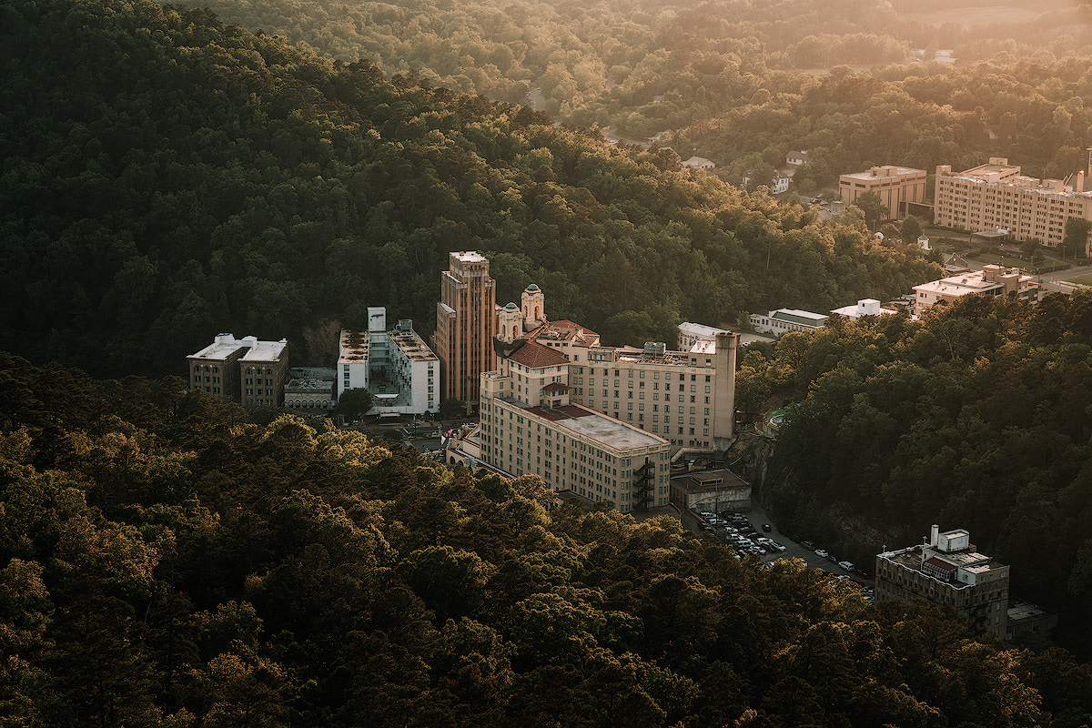 AMERICA'S NATIONAL PARKS – ALL 59 RANKED BEST TO WORST - HOT SPRINGS NATIONAL PARK