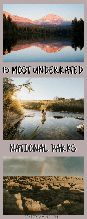The 15 Most Underrated National Parks in America PIN