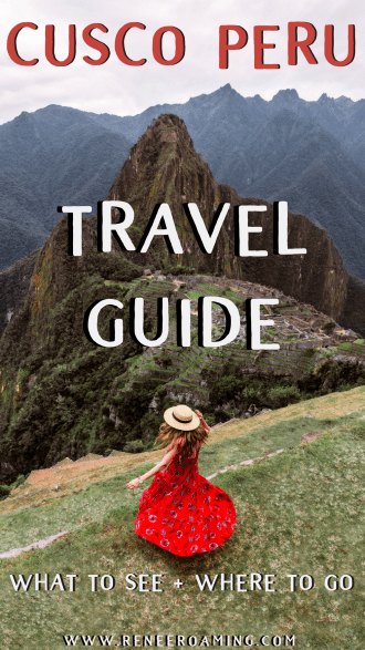Best Things To Do In & Around Cusco Peru