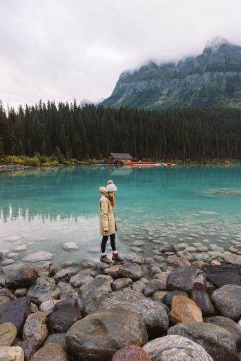 Top-6-Must-See-Canadian-Rockies-Lakes-Lake-Louise-4-Renee-Roaming