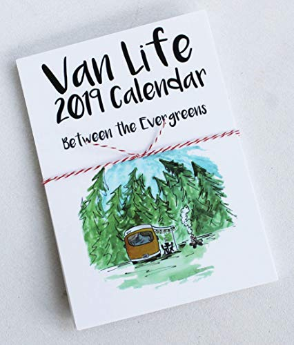 20 Thoughtful Gift Ideas for Travel Lovers Van Calendar