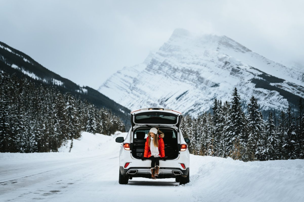 Planning a Trip to Banff in Winter - Getting Around - Renee Roaming