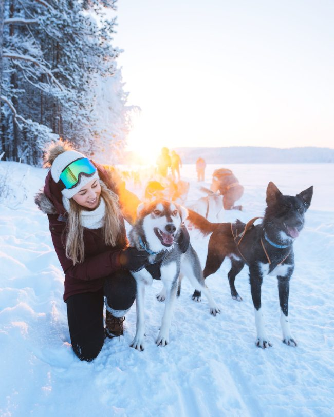 Packing for a winter trip to the Arctic isn't as challenging as you think! Find out everything you should pack for an cold adventure in the Arctic, including for destinations like Lapland, Norway, Iceland and more – Renee Roaming