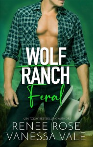 Feral (Wolf Ranch 3) renee rose