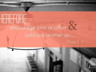 EncourageOneAnother