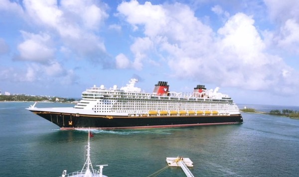 50% OFF Deposit required to book a Disney Cruise!
