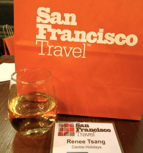 San Francisco Travel – A Cocktail Reception in Calgary