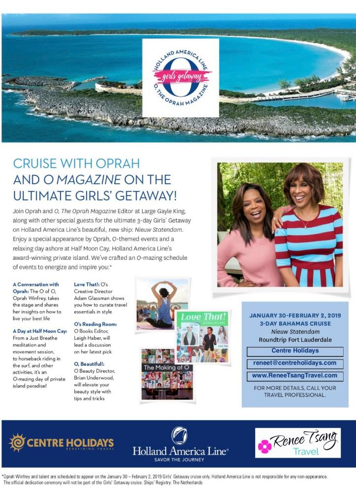 Oprah Girls Getaway