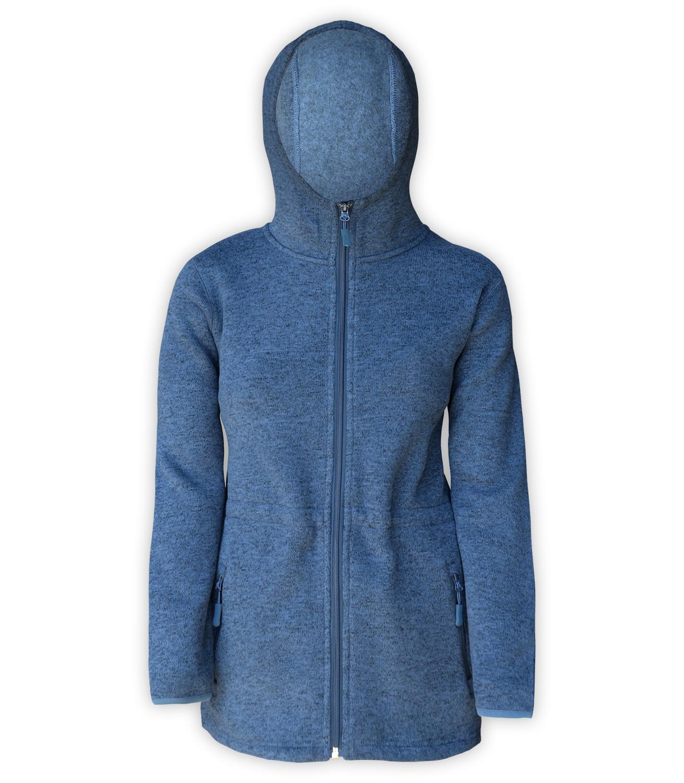 Unisex North Shore Hooded Full Zip Oversize Jacket
