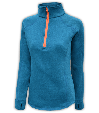 women's loosely fitted pullover