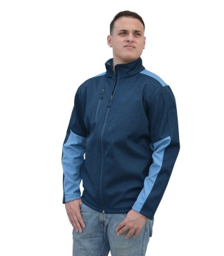 Renegade-club-mens-fleece-jacket-full zip soft-shell blanks for embroidery wholesale