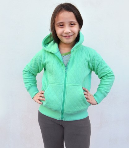 youth quilted fleece jacket, wholesale blanks for embroidery renegade club infants toddlers