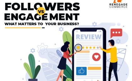 Followers Vs Engagement