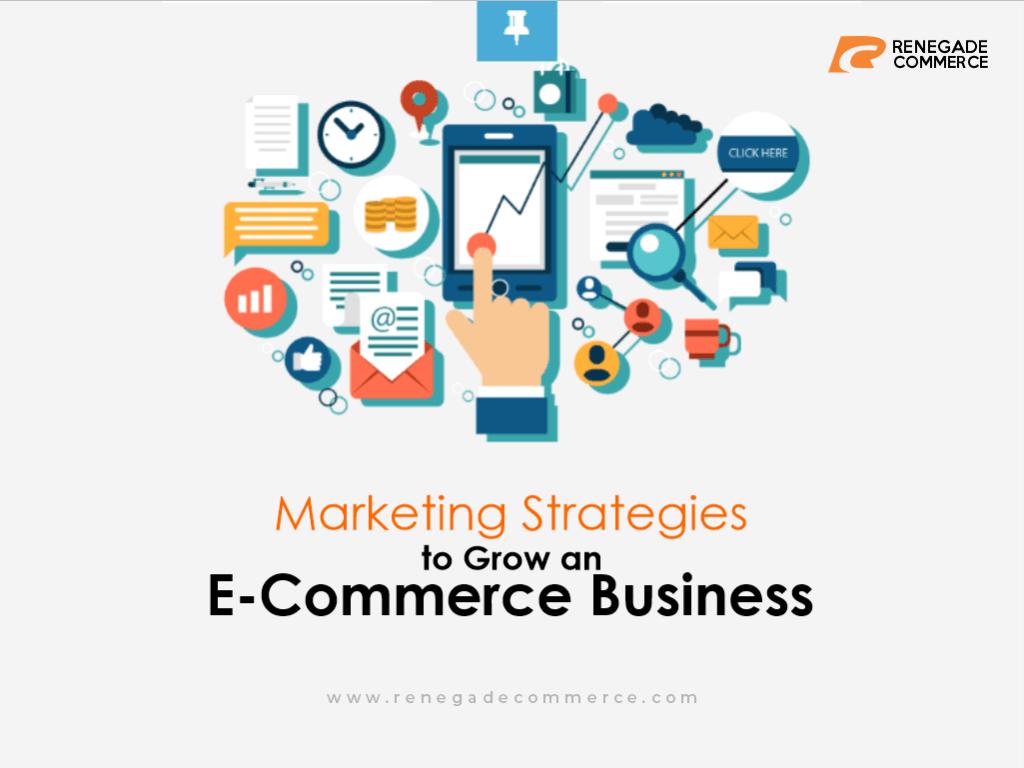 Grow an e-commerce business