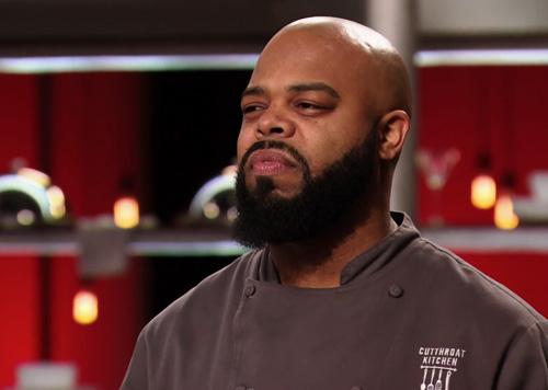 Dennis on Cutthroat Kitchen
