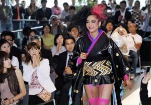 Emiri Miyasaka national costume