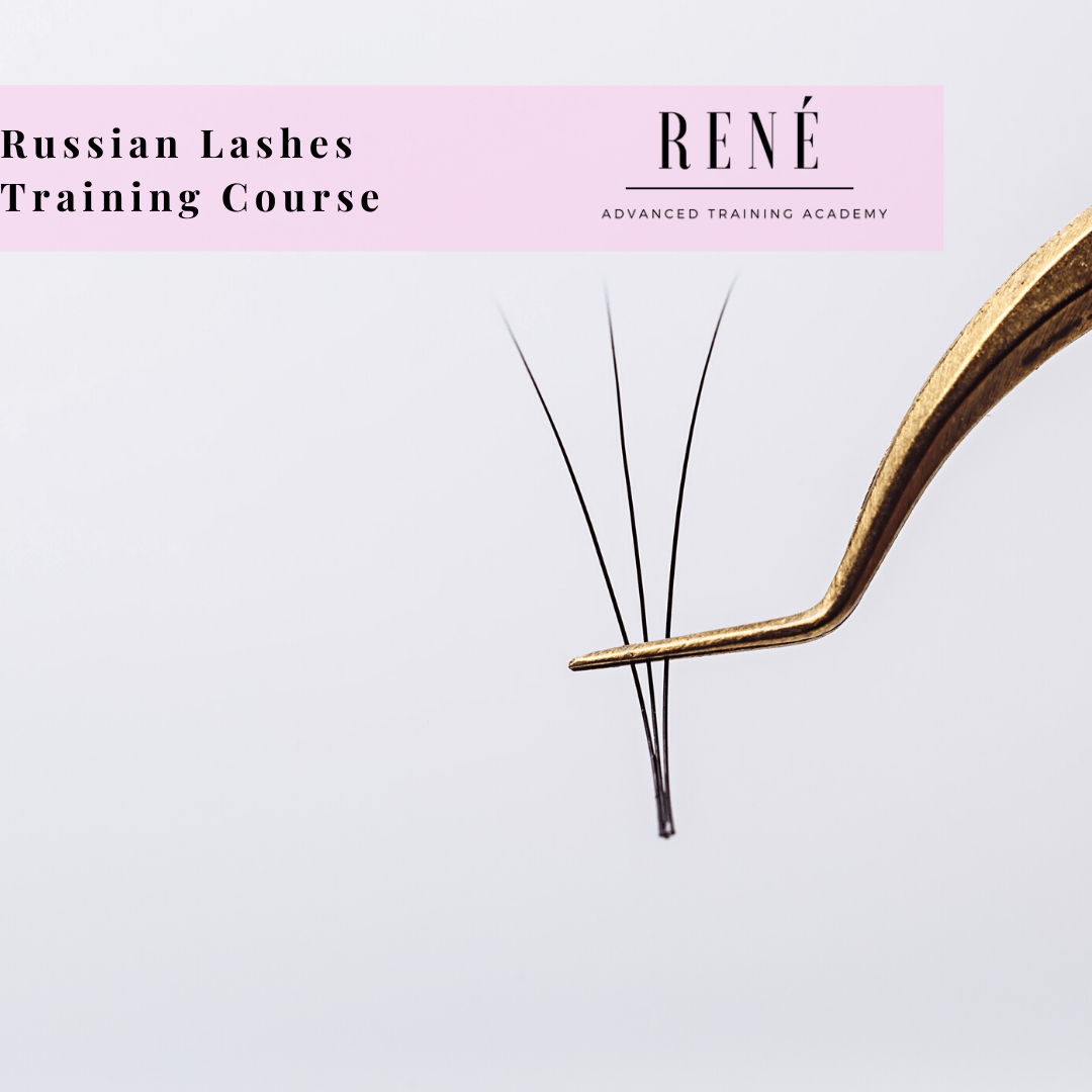 Online Russian Lashes Training