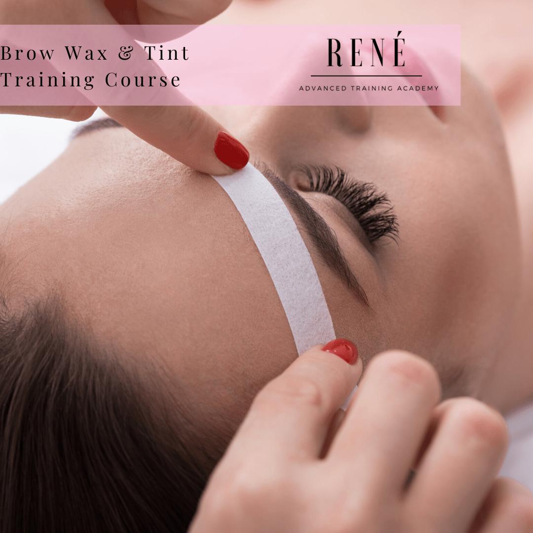 Brow Wax & Tint Training Course