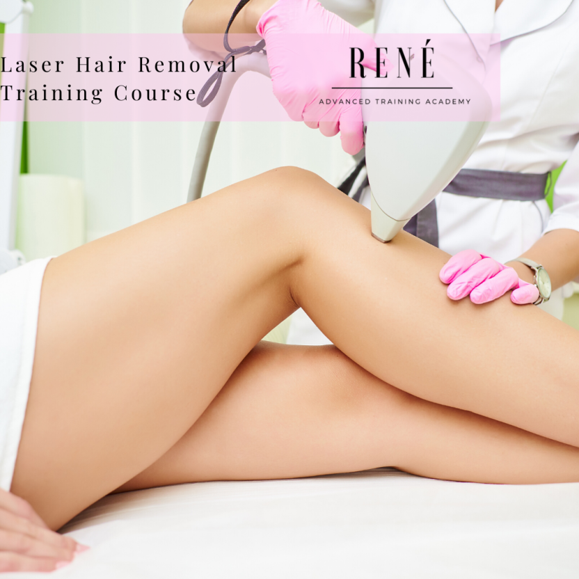 online laser hair removal training