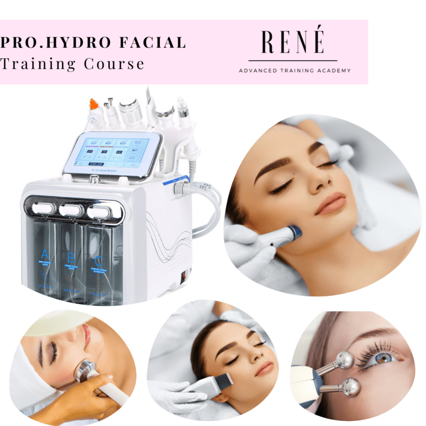 Pro Hydro Facial Training